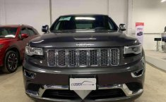 Jeep Grand Cherokee Summit 4x4 V8 2014 Fac Agencia-0