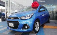 Chevrolet Spark 2017 Azul -0
