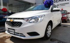 Chevrolet Aveo 2021 Blanco -0