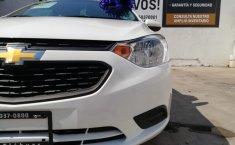Chevrolet Aveo 2021 Blanco -1