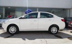 Chevrolet Aveo 2021 Blanco -3