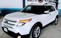 FORD EXPLORER LIMITED 2013-4