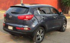 Kia Sportage EX Pack MAXIMO LUJO factura d Agencia-13