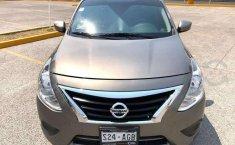Nissan Versa Sense Aut Factura Origina Unico Dueño-18