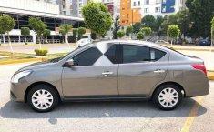 Nissan Versa Sense Aut Factura Origina Unico Dueño-16