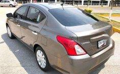 Nissan Versa Sense Aut Factura Origina Unico Dueño-12