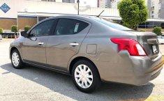 Nissan Versa Sense Aut Factura Origina Unico Dueño-10