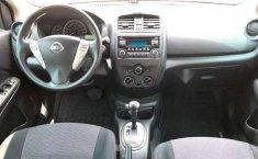 Nissan Versa Sense Aut Factura Origina Unico Dueño-6