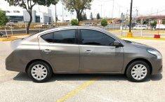 Nissan Versa Sense Aut Factura Origina Unico Dueño-5