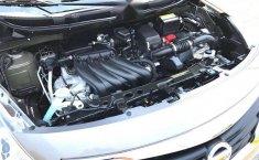 Nissan Versa Sense Aut Factura Origina Unico Dueño-4