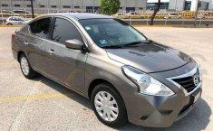 Nissan Versa Sense Aut Factura Origina Unico Dueño-3