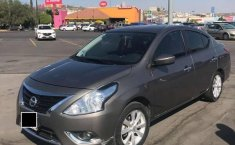 Nissan Versa Advance MT 2017-0