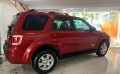 IMPECABLE FORD ESCAPE LIMITED FACTURA ORIGINAL V6-10