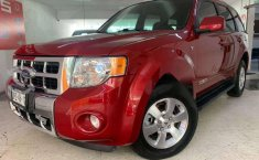 IMPECABLE FORD ESCAPE LIMITED FACTURA ORIGINAL V6-9