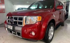 IMPECABLE FORD ESCAPE LIMITED FACTURA ORIGINAL V6-6