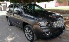 JEEP COMPASS LIMITED 2015 4X2- 4 CIL-COMO NUEVA, AUTOMATICA,MEXICANA 100%-EQUIPADA-$226,000.00-3
