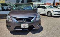 Nissan Versa Advance Aut. 2019-10