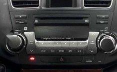 32337 - Toyota Highlander 2012 Con Garantía At-7