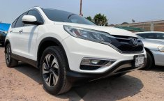Honda CRV AWD maximo equipo único dueño-0