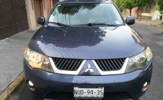 Mitsubishi Outlander 2008 Máximo Lujo Quemacocos 3Filas de Asientos Piel Rines CD Pantalla DVD-11