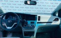 Toyota Sienna 2017 3.5 Xle Piel At-5