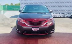 Toyota Sienna 2017 3.5 Xle Piel At-2