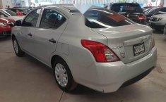 Nissan Versa V-Drive 2020 T/M AA BA-0