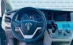 Toyota Sienna 2017 3.5 Xle Piel At-0