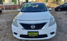 Nissan Versa 2013 4p Sense 5vel-11