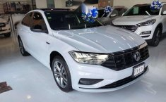 VW JETTA R LINE 2019!! SERVICIOS DE AGENCIA!! PIEL-11