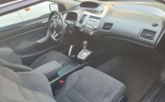 Honda civic EX coupe 2010 gris oxford excelente-9