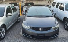 Honda civic EX coupe 2010 gris oxford excelente-7
