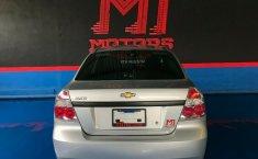 Chevrolet Aveo LS Paq L T/A 2018 Plata $ 145,900-4