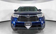 39558 - Toyota Highlander 2015 Con Garantía At-17