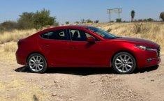 Mazda 3 Grand Touring rojo 2018-9