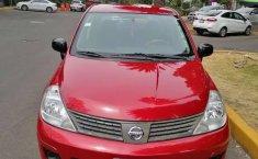 Nissan TIIDA 2011 4 Puertas Sedan 1.8L-10