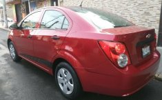 Chevrolet Sonic 2014 Standar Aire/Ac Factura Original-3