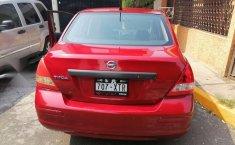 Nissan TIIDA 2011 4 Puertas Sedan 1.8L-8