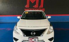 Nissan Versa Sense T/M 2018 Blanco $ 164,800-9