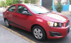 Chevrolet Sonic 2014 Standar Aire/Ac Factura Original-1
