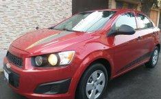 Chevrolet Sonic 2014 Standar Aire/Ac Factura Original-0