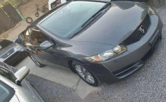 Honda civic EX coupe 2010 gris oxford excelente-4