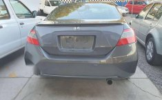 Honda civic EX coupe 2010 gris oxford excelente-1