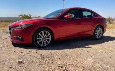 Mazda 3 Grand Touring rojo 2018-2