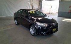 Toyota Yaris 2017 4p Sedán R LE L4/1.5L Aut-0