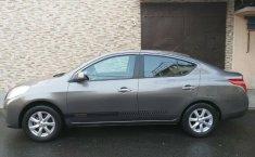 Nissan Versa 2012 Advance Equipado Eléctrico Rines Aire/Ac Faros Antiniebla CD-10