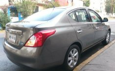 Nissan Versa 2012 Advance Equipado Eléctrico Rines Aire/Ac Faros Antiniebla CD-8