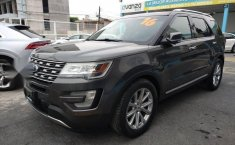 Ford Explorer 2016 V6 Limited Sync 4x4 At-11