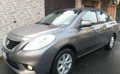 Nissan Versa 2012 Advance Equipado Eléctrico Rines Aire/Ac Faros Antiniebla CD-5
