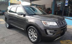Ford Explorer 2016 V6 Limited Sync 4x4 At-4